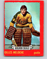1973-74 O-Pee-Chee #2 Gilles Meloche  California Golden Seals  V7923
