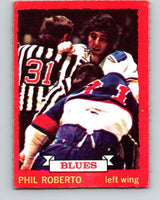 1973-74 O-Pee-Chee #3 Phil Roberto  St. Louis Blues  V7924