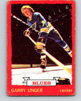 1973-74 O-Pee-Chee #15 Garry Unger  St. Louis Blues  V7975