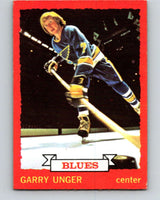 1973-74 O-Pee-Chee #15 Garry Unger  St. Louis Blues  V7976