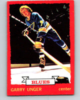 1973-74 O-Pee-Chee #15 Garry Unger  St. Louis Blues  V7977