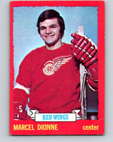 1973-74 O-Pee-Chee #17 Marcel Dionne  Detroit Red Wings  V7984