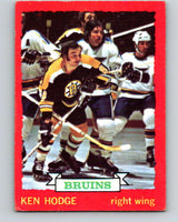 1973-74 O-Pee-Chee #26 Ken Hodge  Boston Bruins  V8022
