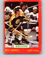 1973-74 O-Pee-Chee #26 Ken Hodge  Boston Bruins  V8024