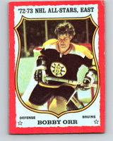 1973-74 O-Pee-Chee #30 Bobby Orr  Boston Bruins  V8040
