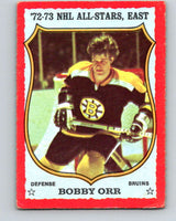 1973-74 O-Pee-Chee #30 Bobby Orr  Boston Bruins  V8044
