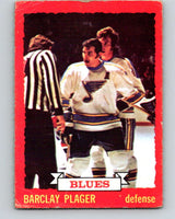 1973-74 O-Pee-Chee #47 Barclay Plager  St. Louis Blues  V8113
