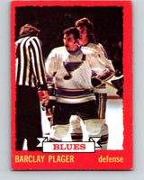 1973-74 O-Pee-Chee #47 Barclay Plager  St. Louis Blues  V8114