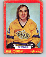 1973-74 O-Pee-Chee #48 Mike Corrigan  Los Angeles Kings  V8117