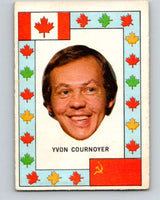 1972-73 O-Pee-Chee Team Canada #6 Yvan Cournoyer V8748