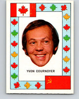1972-73 O-Pee-Chee Team Canada #6 Yvan Cournoyer V8749