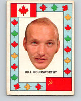 1972-73 O-Pee-Chee Team Canada #12 Bill Goldsworthy  V8758