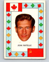 1972-73 O-Pee-Chee Team Canada #23 Jean Ratelle   V8785