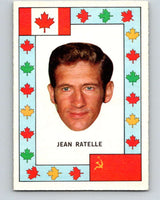 1972-73 O-Pee-Chee Team Canada #23 Jean Ratelle   V8786