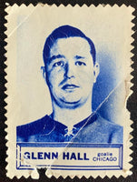 V8851--1961-62 Topps Stamps NHL Hockey Glenn Hall