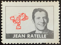 V8883--1969-70 O-Pee-Chee Stamps NHL Hockey Jean Ratelle