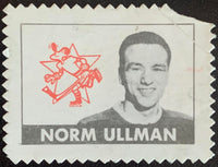 V8887--1969-70 O-Pee-Chee Stamps NHL Hockey Norm Ullman