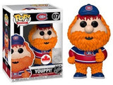Funko Pop - NHL 07 Youppi! Montreal Canadiens Mascot Vinyl Figure *Exclusive