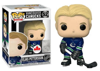 Funko Pop - NHL 52 Elias Pettersson Vancouver Canucks Vinyl Figure *EXCLUSIVE