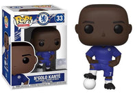 Funko Pop - 33 Soccer - N'Golo Kante Chelsea Football Club Vinyl Figure