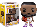 Funko Pop - 90 NBA Basketball - Lebron James Los Angeles Lakers Vinyl Figure