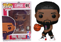 Funko Pop - 91 NBA Basketball - Paul George LA Clippers Vinyl Figure