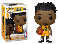 Funko Pop - 86 NBA Basketball - Donovan Mitchell Utah Jazz Vinyl Figure