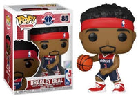 Funko Pop - 85 NBA Basketball - Bradley Beal Washington Wizards Vinyl Figure