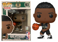 Funko Pop - 93 NBA Basketball - Giannis Antetokounmpo Bucks Vinyl Figure