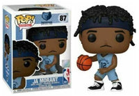 Funko Pop - 87 NBA Basketball - Ja Morant Memphis Grizzles Vinyl Figure