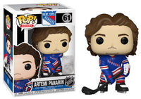 Funko Pop - NHL 61 Artemi Panarin New York Rangers Vinyl Figure