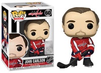 Funko Pop - NHL 60 John Carlson Washington Capitals Vinyl Figure