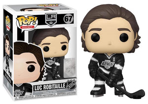 Funko Pop - NHL 67 Luc Robitaille Los Angeles Kings Vinyl Figure