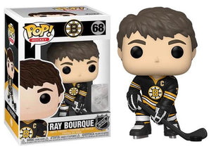 Funko Pop - NHL 68 Ray Bourque Boston Bruins Vinyl Figure