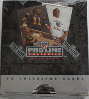 1991 Pro Line Portraits Signet Series NFL Football Sealed Box