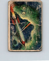 1951 Bowman Jets Rockets Spacemen #33 Battling Space Cell  V10184