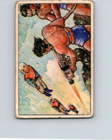 1951 Bowman Jets Rockets Spacemen #48 Rescued Icy Cavern  V10199