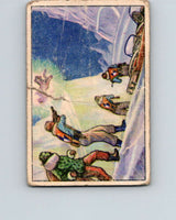1951 Bowman Jets Rockets Spacemen #58 Polarcats Invade  V10204