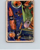 1951 Bowman Jets Rockets Spacemen #67 Captured Space Pirates  V10210