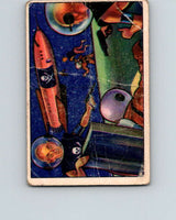 1951 Bowman Jets Rockets Spacemen #67 Captured Space Pirates  V10211