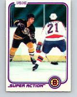 1981-82 O-Pee-Chee #17 Ray Bourque  Boston Bruins  V11605