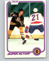 1981-82 O-Pee-Chee #17 Ray Bourque  Boston Bruins  V11606