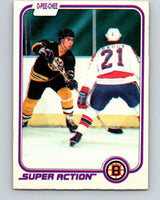 1981-82 O-Pee-Chee #17 Ray Bourque  Boston Bruins  V11608
