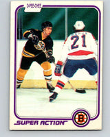1981-82 O-Pee-Chee #17 Ray Bourque  Boston Bruins  V11609