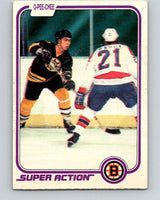 1981-82 O-Pee-Chee #17 Ray Bourque  Boston Bruins  V11610