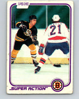 1981-82 O-Pee-Chee #17 Ray Bourque  Boston Bruins  V11611