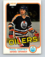 1981-82 O-Pee-Chee #111 Paul Coffey  RC Rookie Edmonton Oilers  V11640