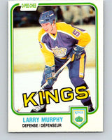 1981-82 O-Pee-Chee #148 Larry Murphy  RC Rookie Los Angeles Kings  V11656