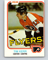 1981-82 O-Pee-Chee #251 Tim Kerr  RC Rookie Philadelphia Flyers  V11680