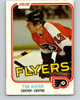 1981-82 O-Pee-Chee #251 Tim Kerr  RC Rookie Philadelphia Flyers  V11681